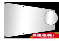 Banner PVC Plane